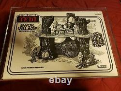 Star Wars Ewok Village Afa 85 Sealed Rotj Vintage 1983 Luke Skywalker Misb Mib