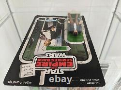Star Wars Han Solo Esb Empire Vintage 41 Dos Moc Kenner Unpunched Kenner Cardé