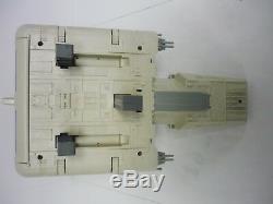Star Wars Imperial Shuttle Véhicule À Figures D'époque Rotj Complet Avec Box Works 1984