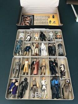 Star Wars Kenner Vintage Collection Complète 79 Avec Des Variantes 1977-1985