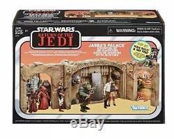 Star Wars La Collection Vintage Jabbas Palace Set Set Aventure Pré-commande