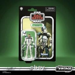 Star Wars La Collection Vintage La Bad Batch Special 4 Packs (amazon Exclusive)