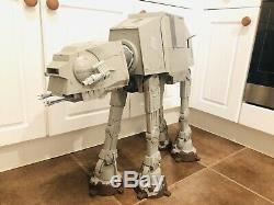 Star Wars Legacy Collection Vintage At At Walker Endor Ver 2010 Et Speeder Hasbro