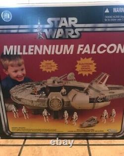 Star Wars Millenium Falcon Kenner Vintage Collection New Nib