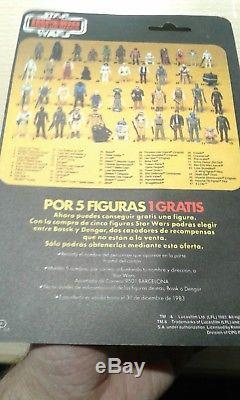 Star Wars Millésime Vintage / Pbp Hammerhead Imperio Contraataca 45 Retour Original