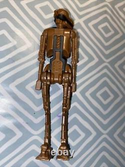 Star Wars Rare Vintage Ev-9d9 Dernier 17 1985