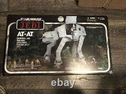 Star Wars Rotj Vintage Collection At-at Walker Toys R Us Misb Exclusif