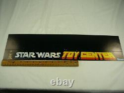 Star Wars Store Display 1978 Tablette Talker Mint Employé Propriétaire Rare Vintage