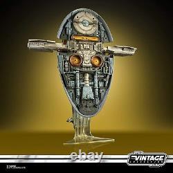 Star Wars The Vintage Collection Boba Fett Slave I 3 3/4 Pouces Ships Mai 2020