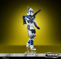Star Wars The Vintage Collection Clone Wars 501ème Légion Arc Trooper Hasbro