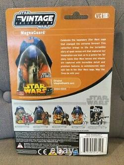 Star Wars The Vintage Collection Vc18 Magna Guard Foil Chase Card Menthe