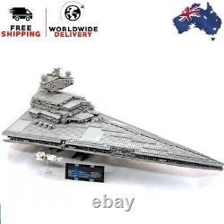 Star Wars Ucs Imperial Star Destroyer Tout Nouveau Compatible À La Retraite Set 10030