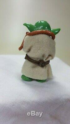 Star Wars Variante Vintage Yoda Mexicain LILI Ledy Vert Foncé