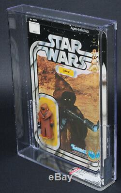 Star Wars Vintage 12 Back-vinyle Cape Jawa Afa 85 (85/85/90) Unpunched Moc