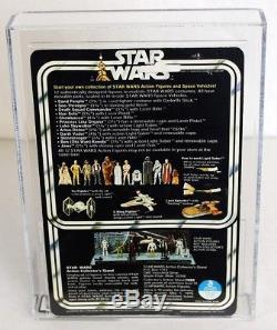 Star Wars Vintage 12 Retour-c Luke Skywalker Afa 85 Nm + # 18395415