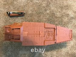 Star Wars Vintage 1979 Jawa Sandcrawler Radio Contrôlé Par Kenner! Avec Télécommande