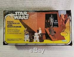 Star Wars Vintage 1979 Radiocommandé Jawa Sul'lithuz