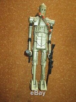 Star Wars Vintage 1980 12 Pouces 15 Ig-88 Figure Original Deux Armes