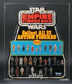Star Wars Vintage 1980 De Bell Afficher Esb Tous Les 32 Afa Collect 75