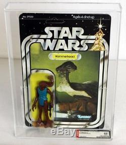 Star Wars Vintage 21 - Tête De Marteau Afa 85 Nm + # 14642959