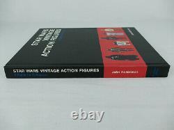 Star Wars Vintage Action Figure Guide For Collectors John Kellerman Signé
