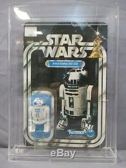 Star Wars Vintage Artoo Detoo 12 Retour Action Figure R2-d2 1977