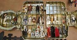 Star Wars Vintage C-3po Étui Avec Figurine