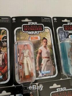 Star Wars Vintage Collection 11 Figure Lot Chevalier De Ren The Rise Of Skywalker