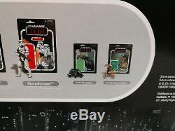 Star Wars Vintage Collection 2011 Sdcc La Revanche De La Mort Jedi Star New Rare