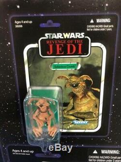 Star Wars Vintage Collection 2011 Sdcc La Revanche De La Mort Jedi Star Rare Ensemble