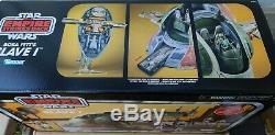 Star Wars Vintage Collection 3,75 Boba Fett Esclave 1 Han Solo Carbonite En Stock