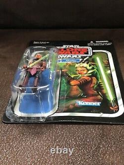 Star Wars Vintage Collection Ahsoka Tano Vc102 Moc Cas Frais Rare Non Perforé
