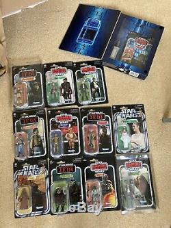 Star Wars Vintage Collection Figures D'emploi Lot Compris Rare Jocaste Nu