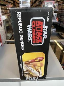 Star Wars Vintage Collection Jouets Non Opénés R Us Tru Exclusive Republic Gunship