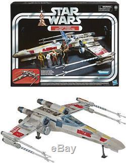 Star Wars Vintage Collection Luke Skywalker X-wing Red 5 Navires 3,75 En Stock