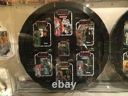 Star Wars Vintage Collection Revenge Of The Jedi Death Star Sdcc 2011 Classé Ukg