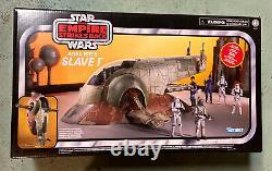 Star Wars Vintage Collection Slave 1 Boba Fett 2020 Exclusif 3.75 Kenner