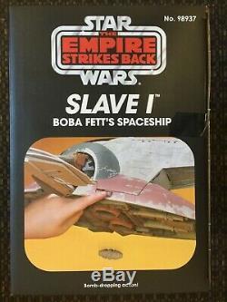 Star Wars Vintage Collection Slave I 1 Boba Fett D'amazon Exclusive Nouveau Scellés