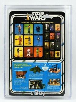 Star Wars Vintage Darth Vader Afa 80 (80/80/80) 21 Retour B Kenner