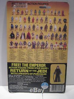 Star Wars Vintage Jedi 65back Boba Fett Ovp Moc Scellé En Usine