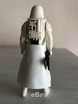 Star Wars Vintage Kenner 1980 Yps Trooper Vinyl Hardtorso Rar
