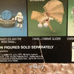 Star Wars Vintage Kenner 1983 Han Solo Retour Du Jedi Moc Monnaie Sur La Carte