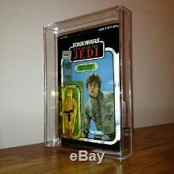 Star Wars Vintage Kenner 1983 Luke Skywalker Bespin 77 Retour Moc Afa 85 85/85/80