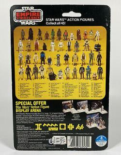 Star Wars Vintage Kenner Boba Fett Action Figure 45 Retour Cardée Esb Moc