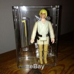 Star Wars Vintage Kenner Double Telescoping Luke Skywalker Farmboy Prix Drop