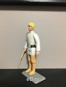 Star Wars Vintage Kenner Luke Skywalker Double Télescopique Lightsaber Early Bird