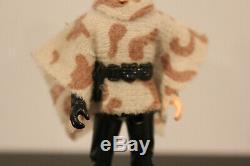 Star Wars Vintage Kenner Luke Skywalker Endor Bataille Poncho Potf Dernière 17