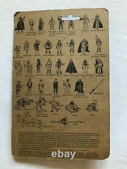Star Wars Vintage LILI Ledy Emperor's Royal Guard 30 Retour Très Rare Mexique Look