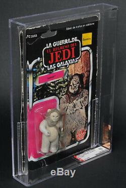 Star Wars Vintage LILI Ledy Lumat Rotj Regreso 50 Retour Afa 50 (50/50/85) Moc
