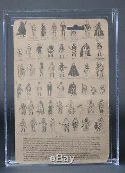 Star Wars Vintage LILI Ledy Paploo Rotj Regreso 50 Retour Afa 75 (75/80/85) Moc